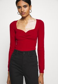 Fashion Union - JESSICA - Pullover - red - 3