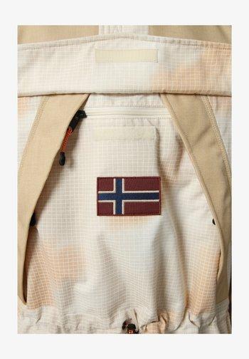 SKIDOO AIRBRUSH CAMO - Summer jacket - beige camou