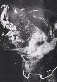 Denim Project - DOG CREW - Sweatshirt - black - 2