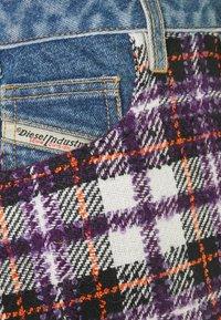 Diesel - O-BETH-BUCLE SKIRT - Mini skirt - multicolour - 2