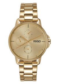 HUGO - FOCUS BUSINESS - Horloge - gold-coloured - 0