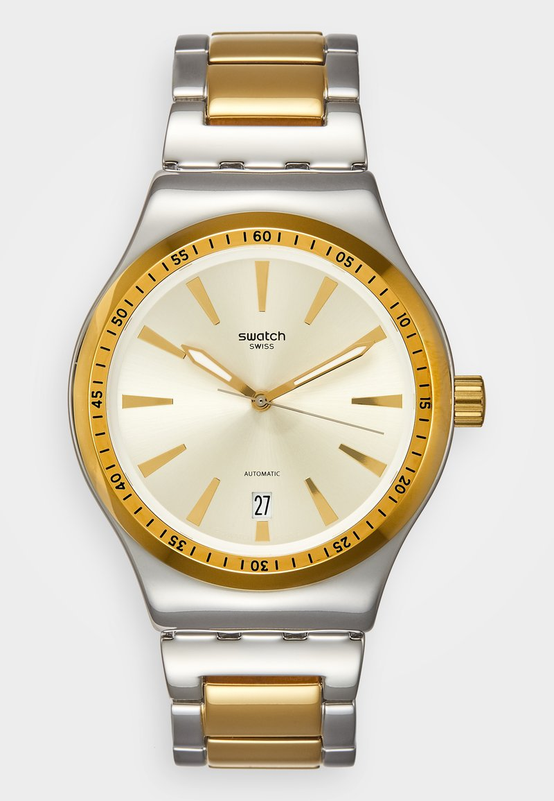 Swatch - SISTEM BLING - Watch - gold-coloured