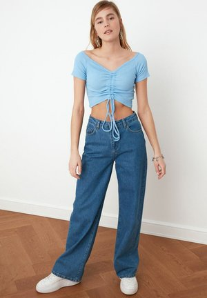 PARENT - T-shirt print - blue