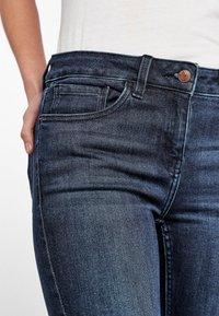Next - PETITE - Skinny džíny - mottled blue - 2