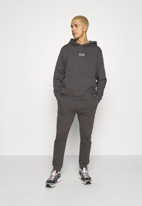 YOURTURN - UNISEX SET - Tracksuit - dark grey - 0