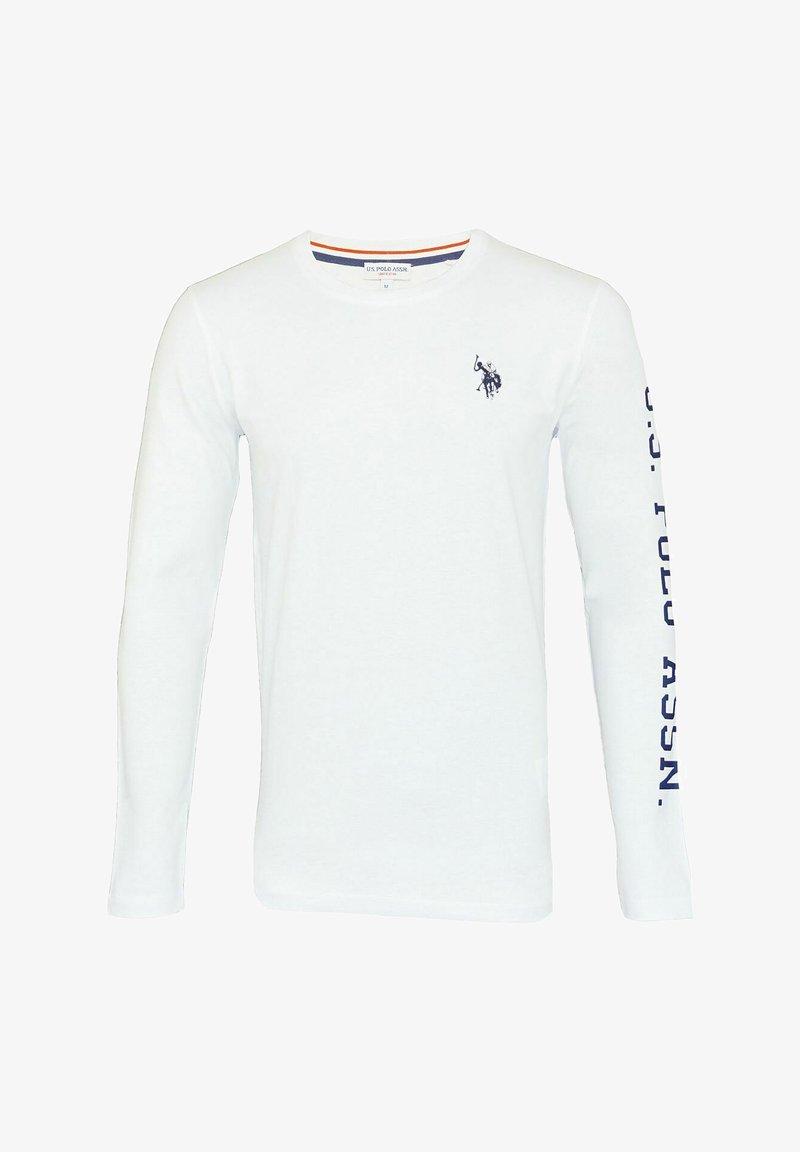 U.S. Polo Assn. - Long sleeved top - weiss