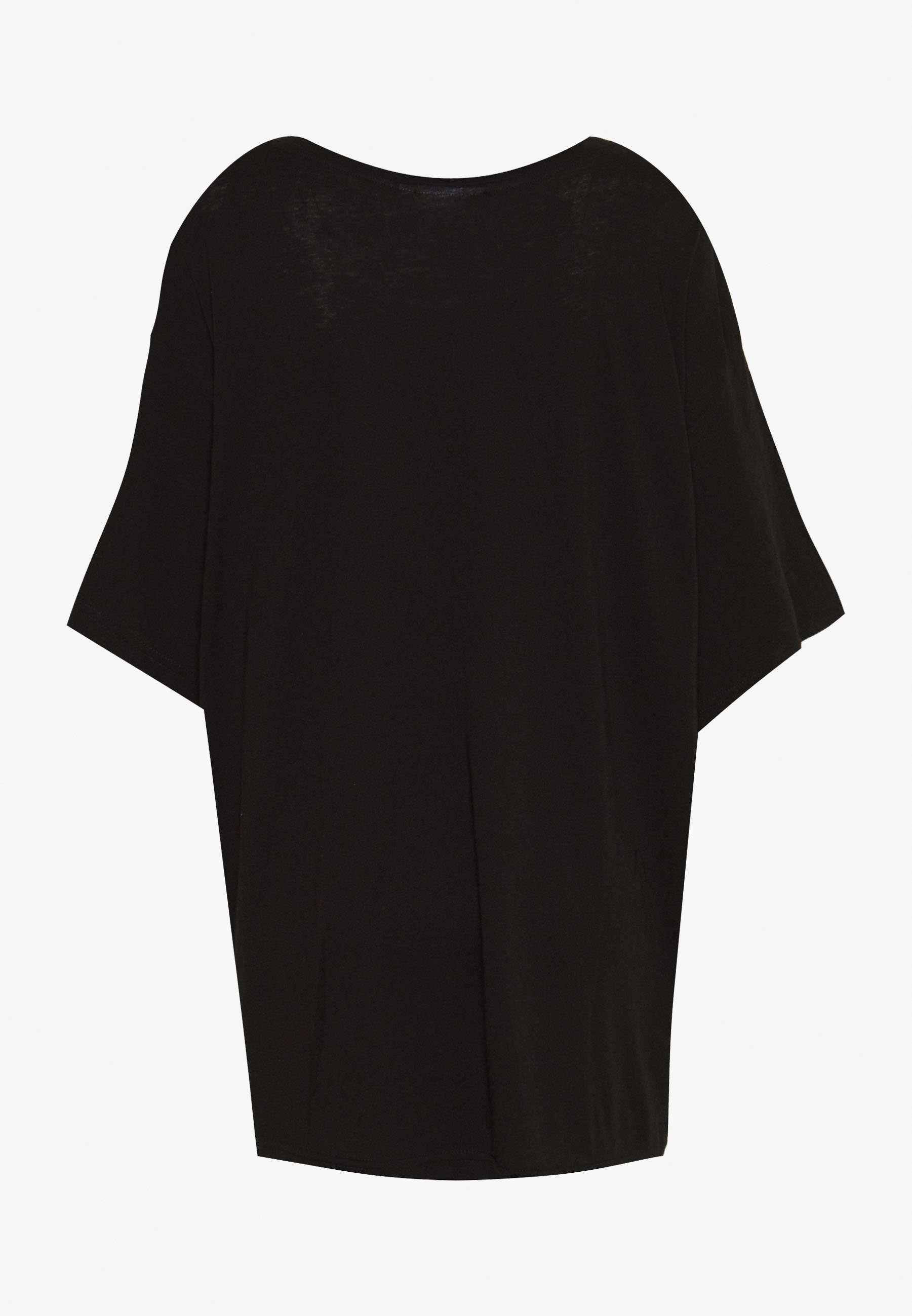 Weekday Rebecca - T-shirts Black/svart