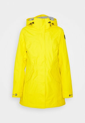 ABERDEEN - Parka - yellow