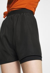 Even&Odd active - Sports shorts - black - 4