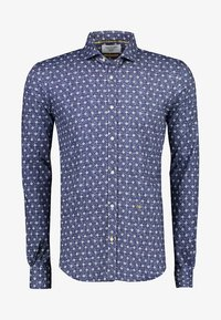 NEW IN TOWN - Shirt - blue - 5