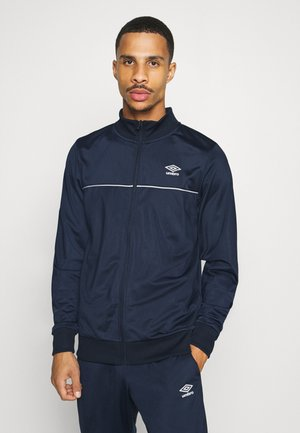 TRICOT TRACKSUIT - Trainingspak - dark navy/white