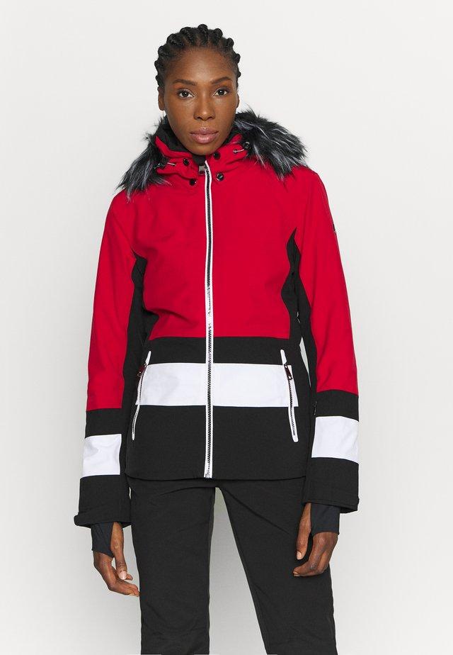 ENGMO - Ski jas - classic red