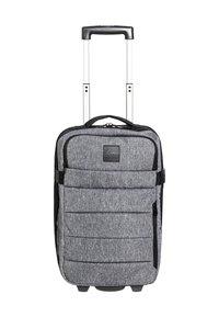 Quiksilver - QUIKSILVER™ NEW HORIZON 32L - LEICHTER HANDGEPÄCKSKOFFER MIT ROL - Wheeled suitcase - light grey heather - 0