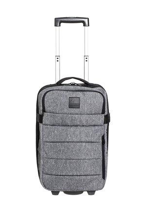 QUIKSILVER™ NEW HORIZON 32L - LEICHTER HANDGEPÄCKSKOFFER MIT ROL - Wheeled suitcase - light grey heather