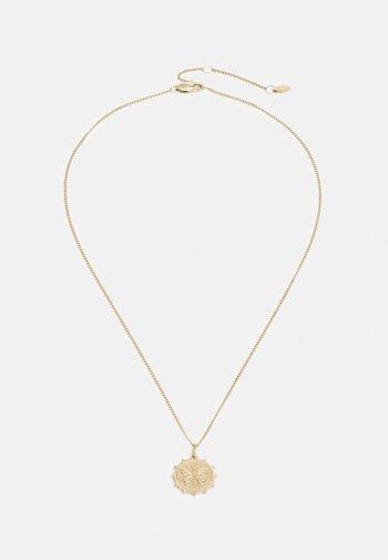 VINTAGE MOTIFS - Collar - gold-coloured