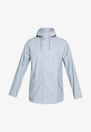 HMLROONIE - Waterproof jacket - quarry