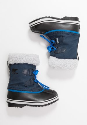 YOOT PAC - Snowboots  - collegiate navy/super blue