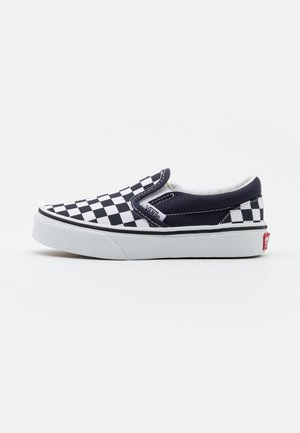 CLASSIC - Slip-ons - india ink/true white