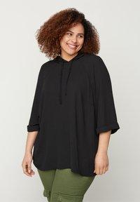 Zizzi - Long sleeved top - black - 0