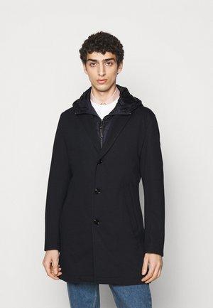 YANEK - Classic coat - dark blue