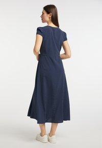 usha - Shirt dress - marine - 1
