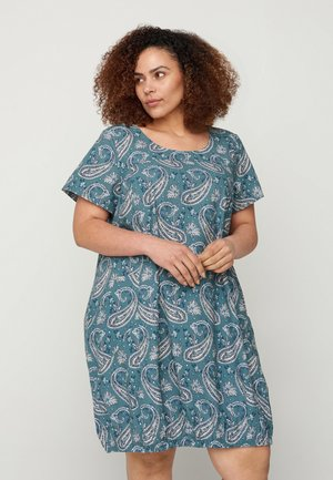 Day dress - paisley