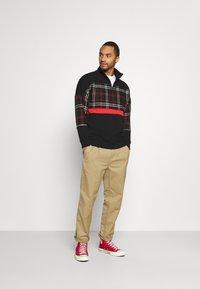Redefined Rebel - MASON  - Sweatshirt - black - 1