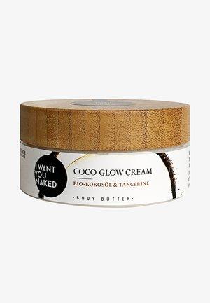 COCO GLOW CREAM - Hydratatie - -