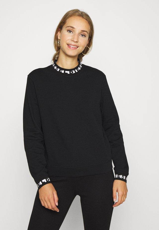 SWELLY - Sweatshirt - black