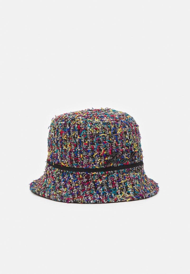 KARL LAGERFELD - SIGNATURE HAT - Hat - multicoloured