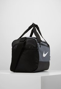 Nike Performance - Sports bag - flint grey/black/white - 3