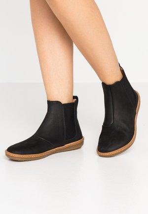 CORAL - Ankelboots - pleasant black
