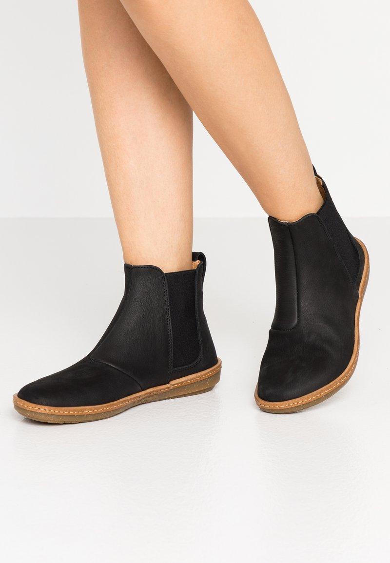 El Naturalista - CORAL - Ankelboots - pleasant black