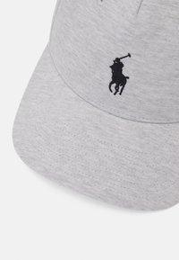 Polo Ralph Lauren - MODERN HAT UNISEX - Lippalakki - light  heather - 5