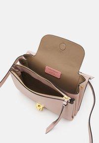 Coccinelle - ARLETTIS CROSSBODY - Across body bag - new pink - 2
