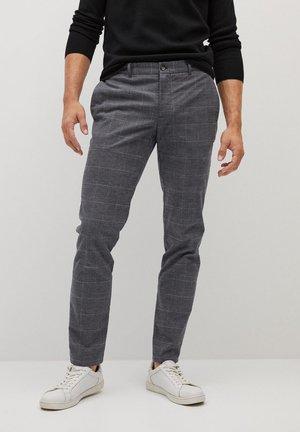 BREST - Chino kalhoty - grey