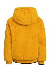 WE Fashion - REVERSIBLE - Winterjas - ochre yellow - 1