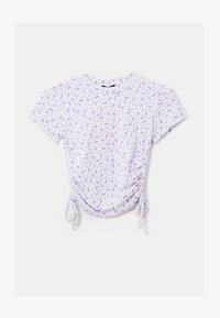 TALLY WEiJL - T-Shirt print - white - 4