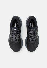 ASICS - GEL-KAYANO 27 - Stabilty running shoes - black/pure silver - 3