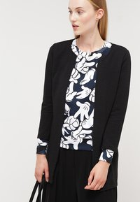 ONLY - ONLLECO LONG  - Cardigan - black - 3