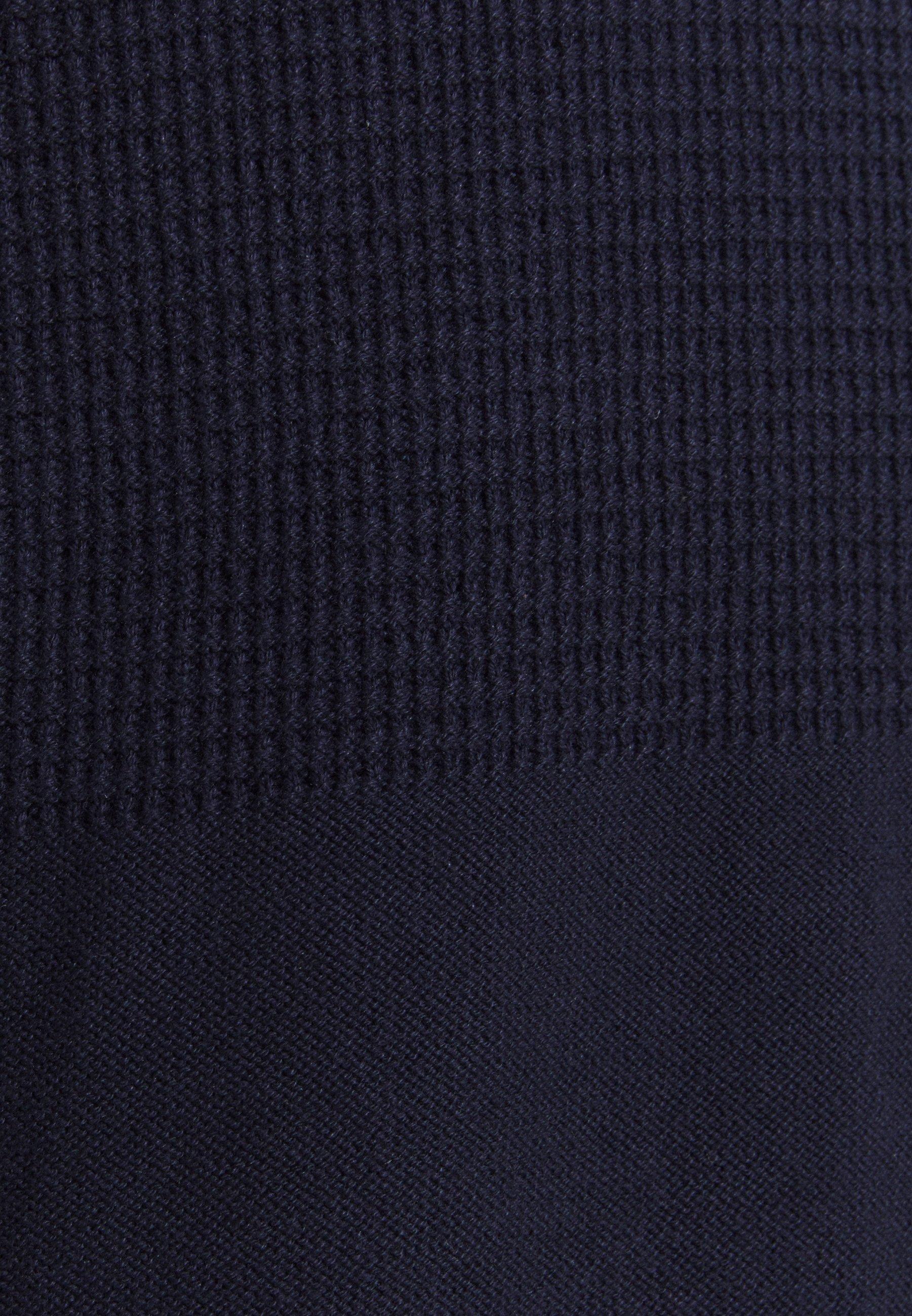 Jack & Jones Premium Jprblamaximus Vneck - Sweter Maritime Blue