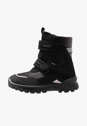 Winter boots - schwarz/grau