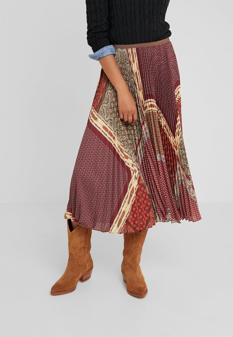 Polo Ralph Lauren - A-line skirt - multi