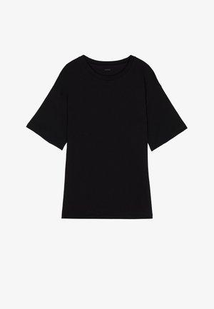 Basic T-shirt - nero