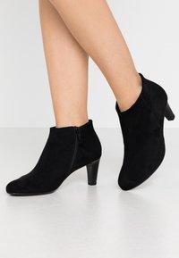 Gabor - Ankle Boot - schwarz - 0
