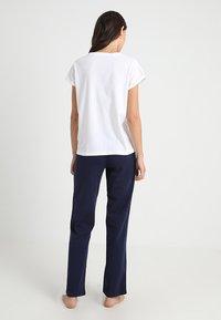 Tommy Hilfiger - SET - Pyjama set - white - 2