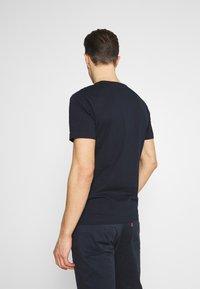 s.Oliver - Basic T-shirt - dark blue - 2