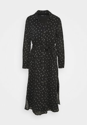 CARROLL HALIMA DRESS  - Skjortekjole - black