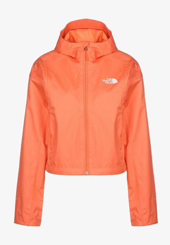 Waterproof jacket - emberglow orange