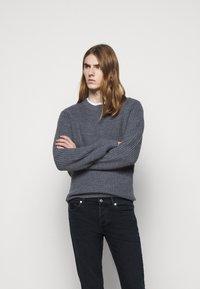 The Kooples - Straight leg jeans - blue black - 3